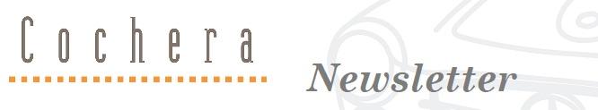 Cochera Newletter